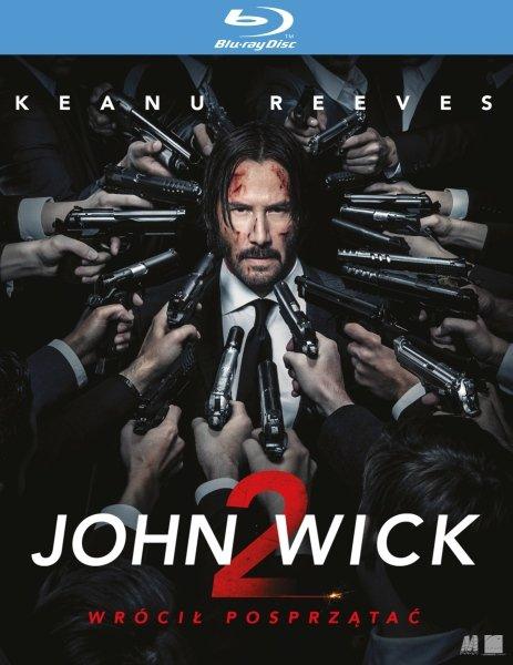 Item [BLU-RAY] JOHN wick 2 - Keanu Reeves (film)
