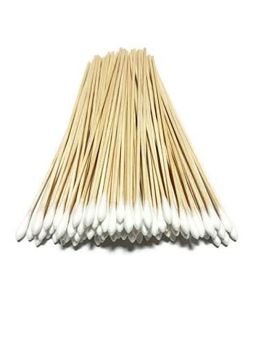 Палочки ватные палочки для чистки собачьих ушей 100 шт.