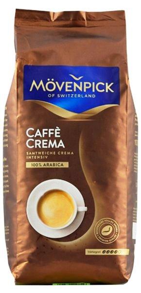 Movenpick Caffe CREMA ziarnista 1kg FV