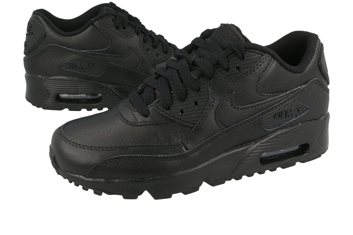 new style 0ef63 74065 buty NIKE damskie AIR MAX 90 LTR 833412-001 35,5 - 7301245540 ...