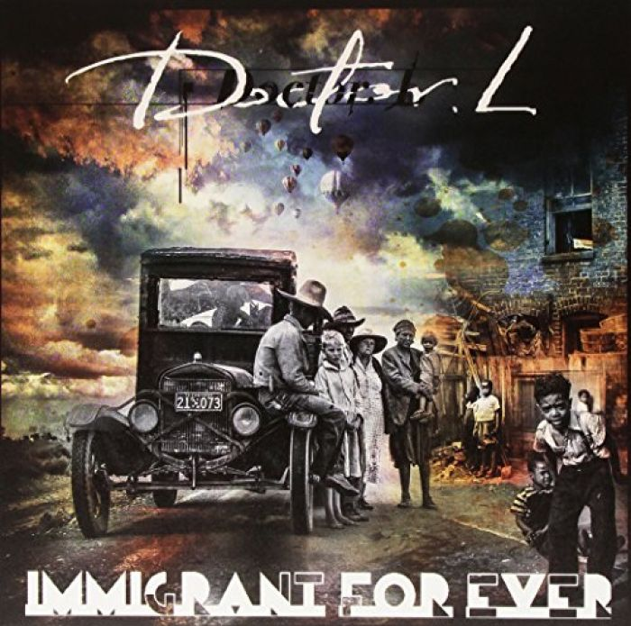 Doctor. L Immigrant for Ever [VINYL]