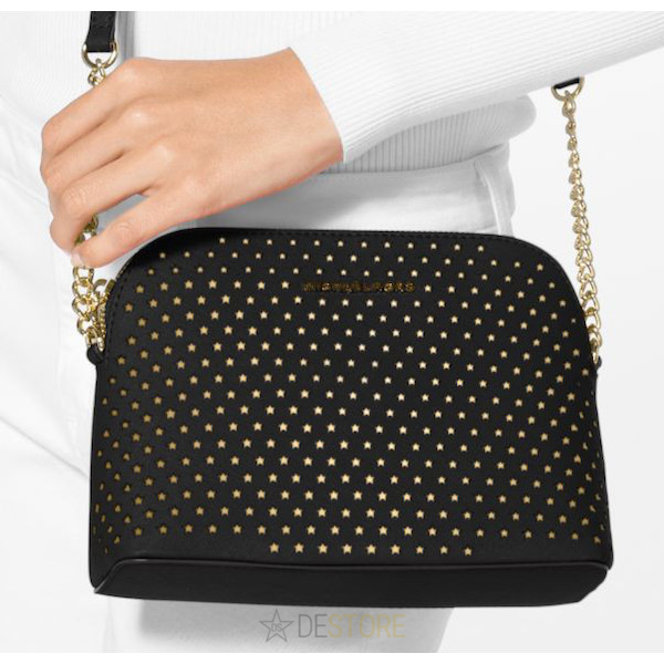 f52e5b894dbcc Michael Kors Cindy Perforated SAFFIANO Leather - 7161455117 ...