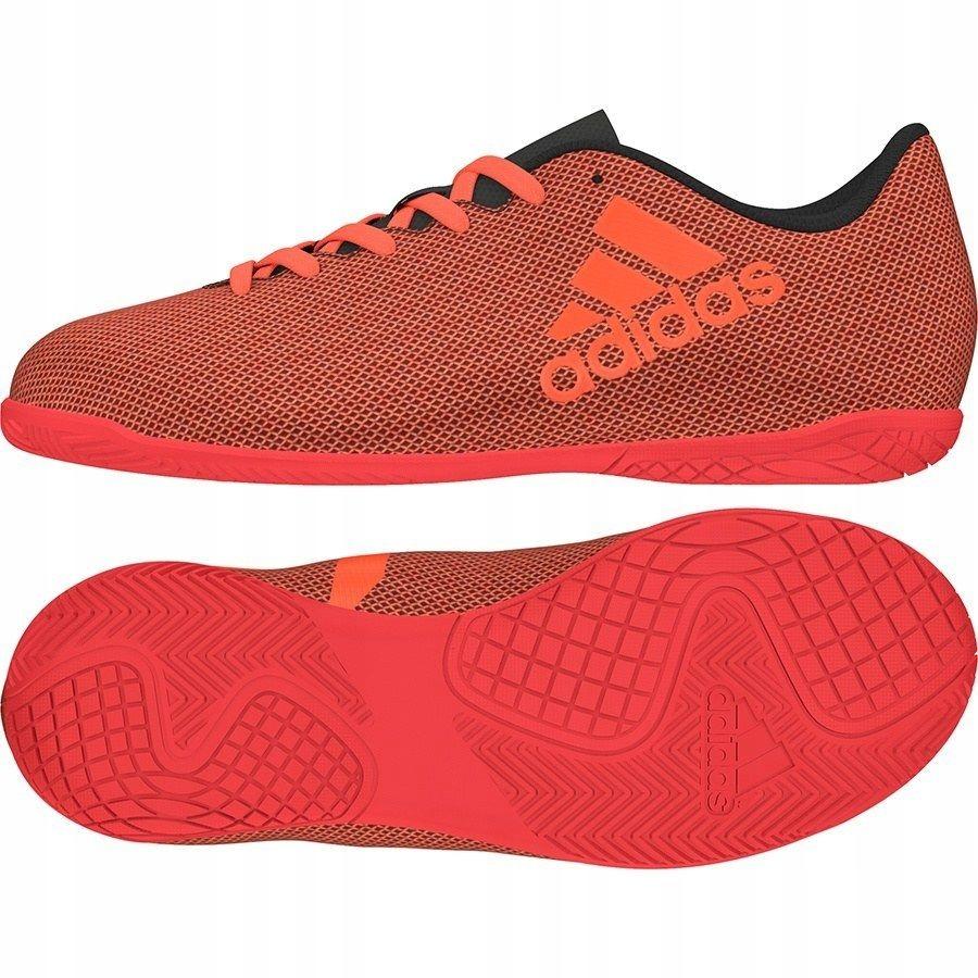 Buty dziecięce halowe adidas X 17.4 na salę 35 7143084384