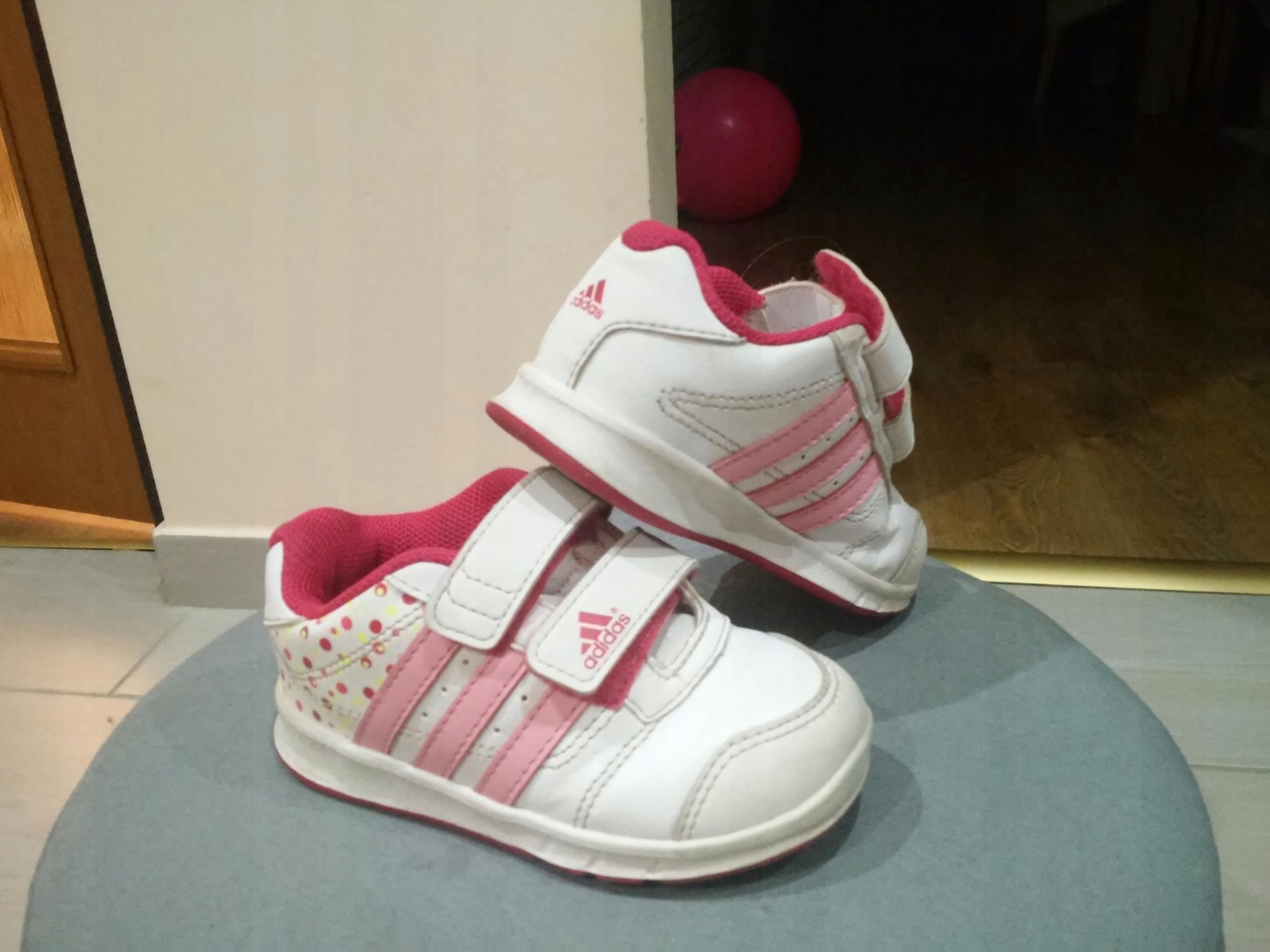 Buty dziecięce Adidas 23 7533462423 oficjalne archiwum