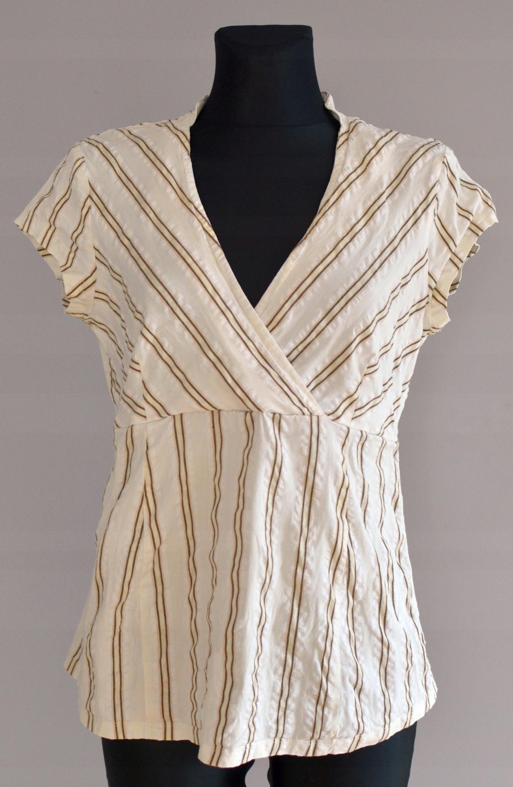 7708fb2ced18a2 H&M mama tshirt bluzka ciążowa i do karmienia - 7441020322 ...