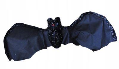 Nietoperz szybujący olbrzymi halloween 81x23cm HIT