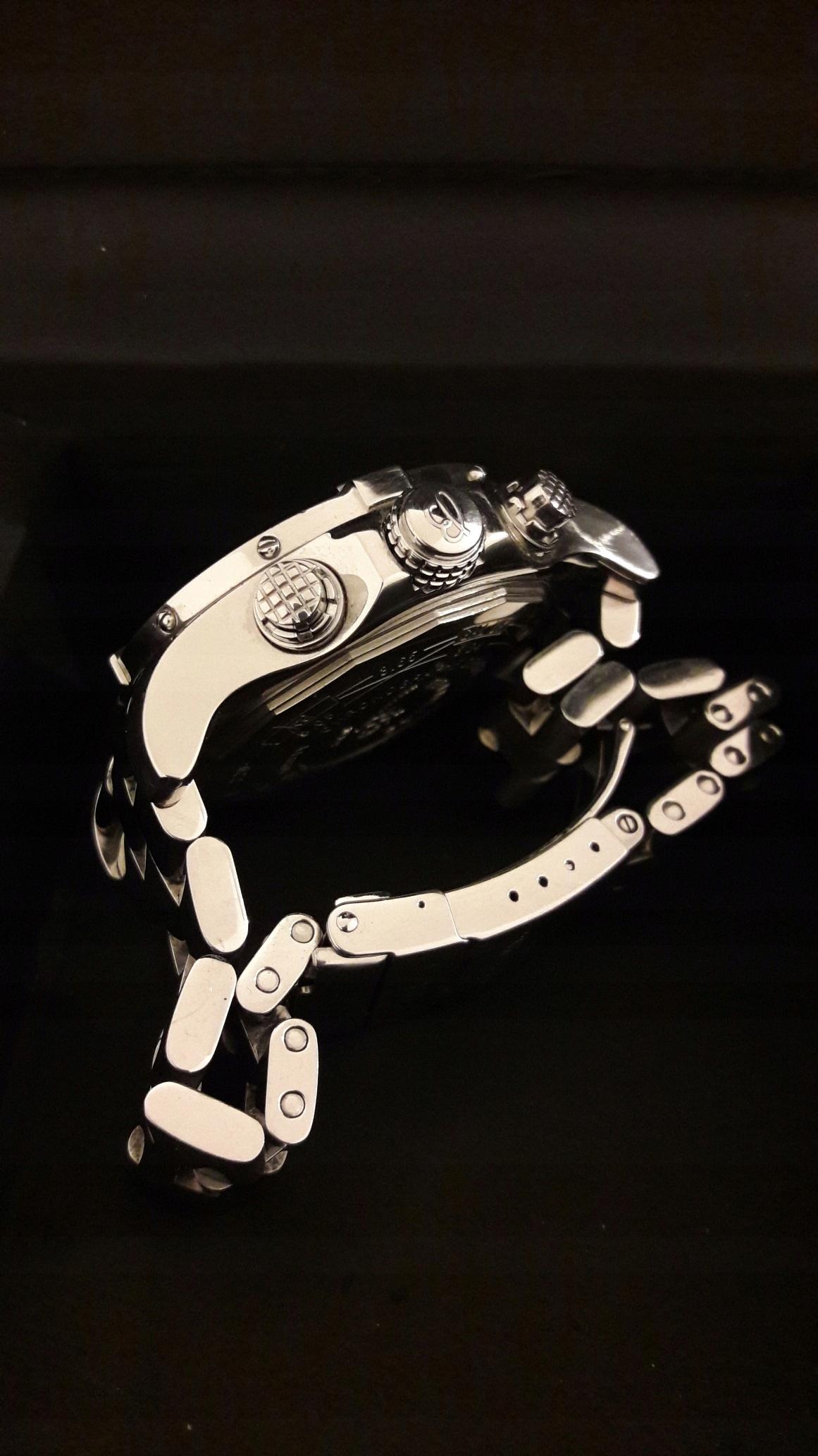 Breitling Super Avenger A13370 komplet okazja