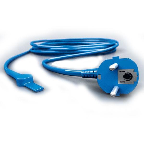 Kable grzewcze do rur z termostatem - 30W - 3m 9mm