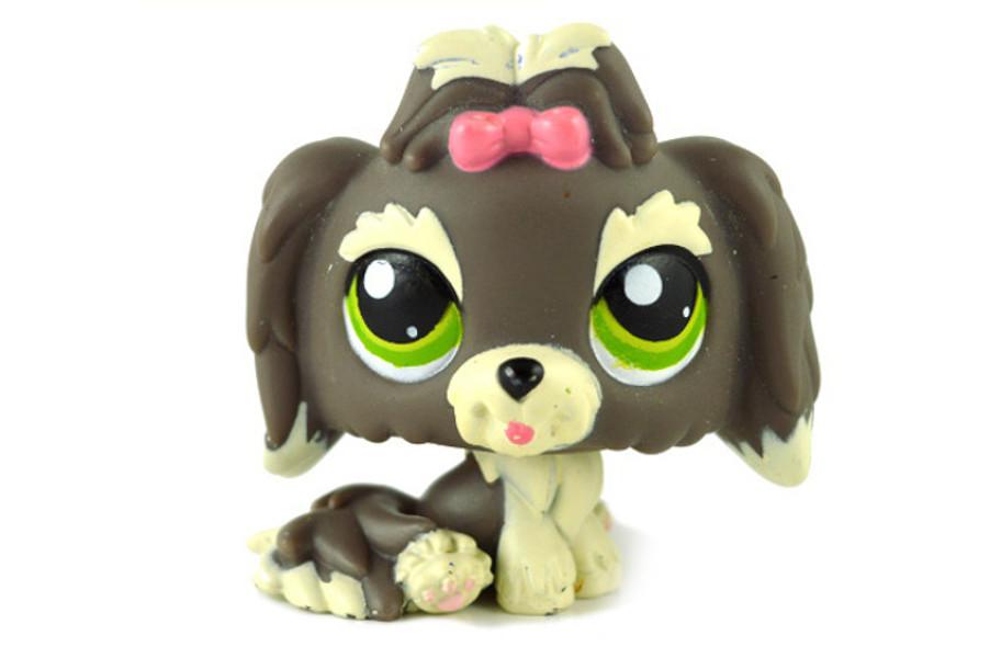 Littlest Pet Shop Pies Shih Tzu 1523 Lps 7096794721