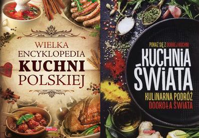 Encyklopedia Kuchni Polskiej Kuchnia świata 7377047594