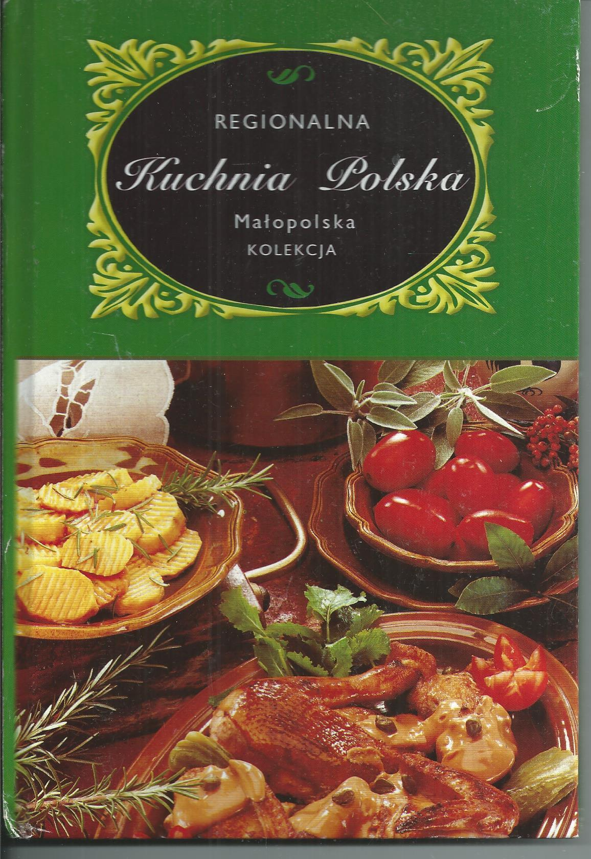 Regionalna Kuchnia Polska Malopolska 7393673553