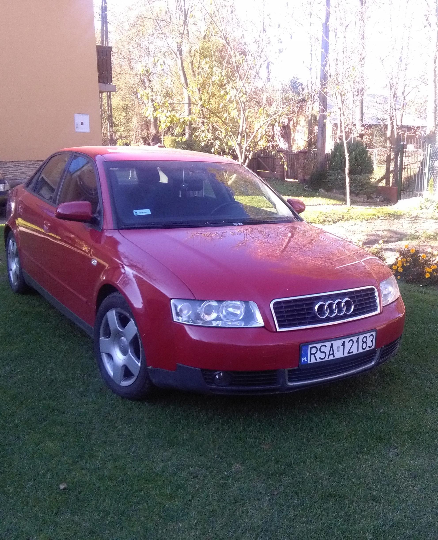 Audi A4 B6 18t 163 Km Lpg Okazja 7612408157 Oficjalne