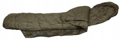 ŚPIWÓR FOX WARRIOR SLEEPING BAG XL 210/103cm