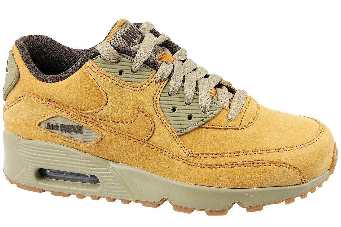 taille 40 5f8a7 a5b34 Nike Air Max 90 GS 943747-700 camel 37,5