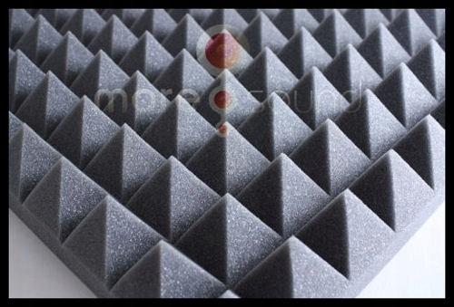 Pianka piramidka 7cm 100 x 200 cm. WYPRZEDAŻ!