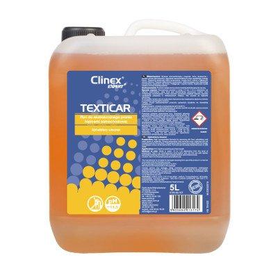Płyn do prania tapicerki Clinex-Exp. TEXTICAR 5 L