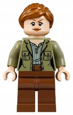 LEGO Jurrasic World: Claire Dearing jw021|KLOCUS24