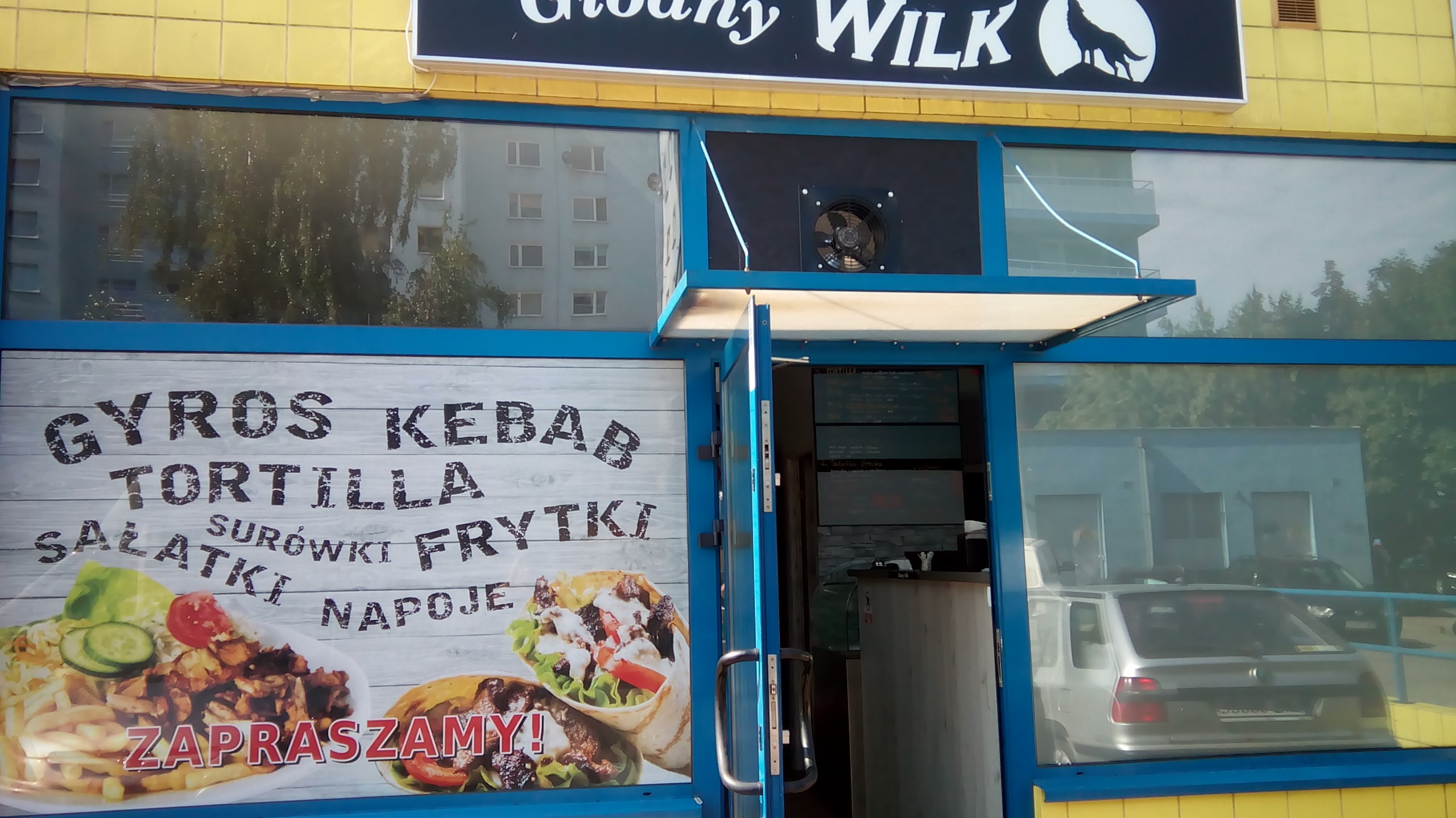 Lokal gastronomiczny GYROS KEBAB odstąpie
