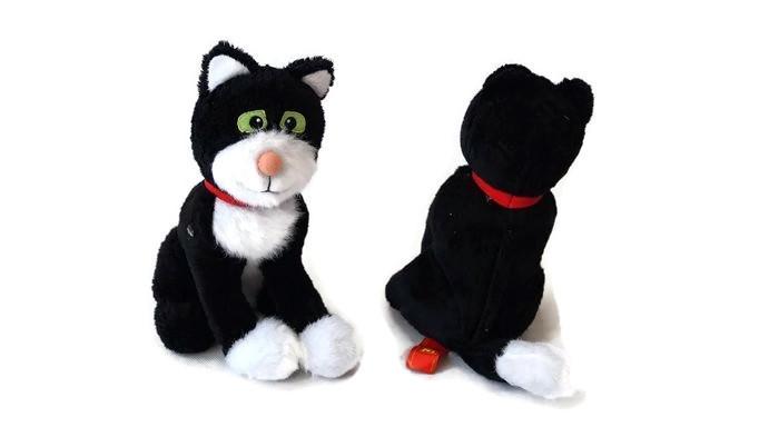 Listonosz Pat Dźwiękowa Maskotka Kot Jess 7352629988 Oficjalne