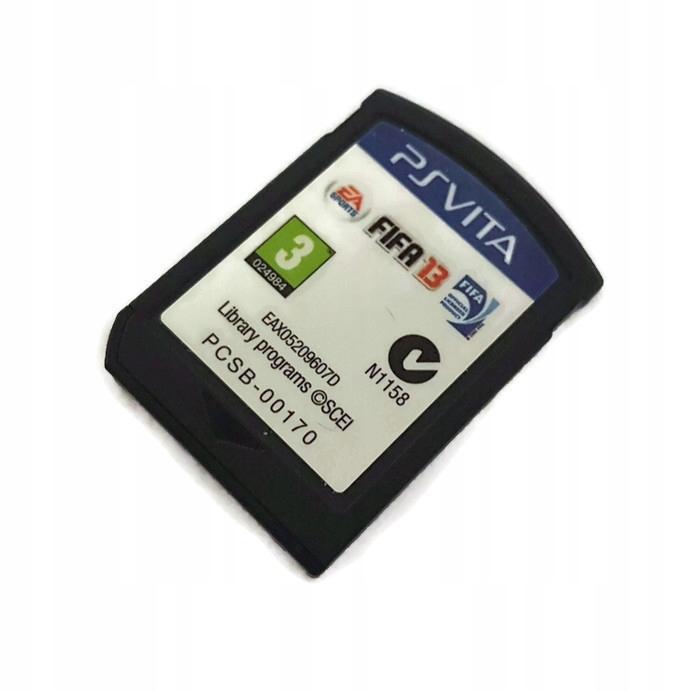 Gra na PS Vita FIFA 13