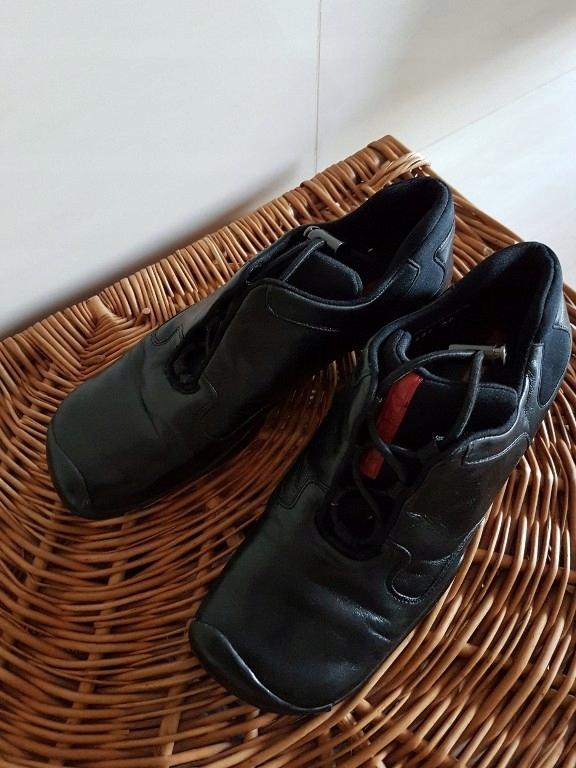 aa2d232dda7b8 Prada oryginalne buty skóra cielęca r.39 - 7527176340 - oficjalne ...