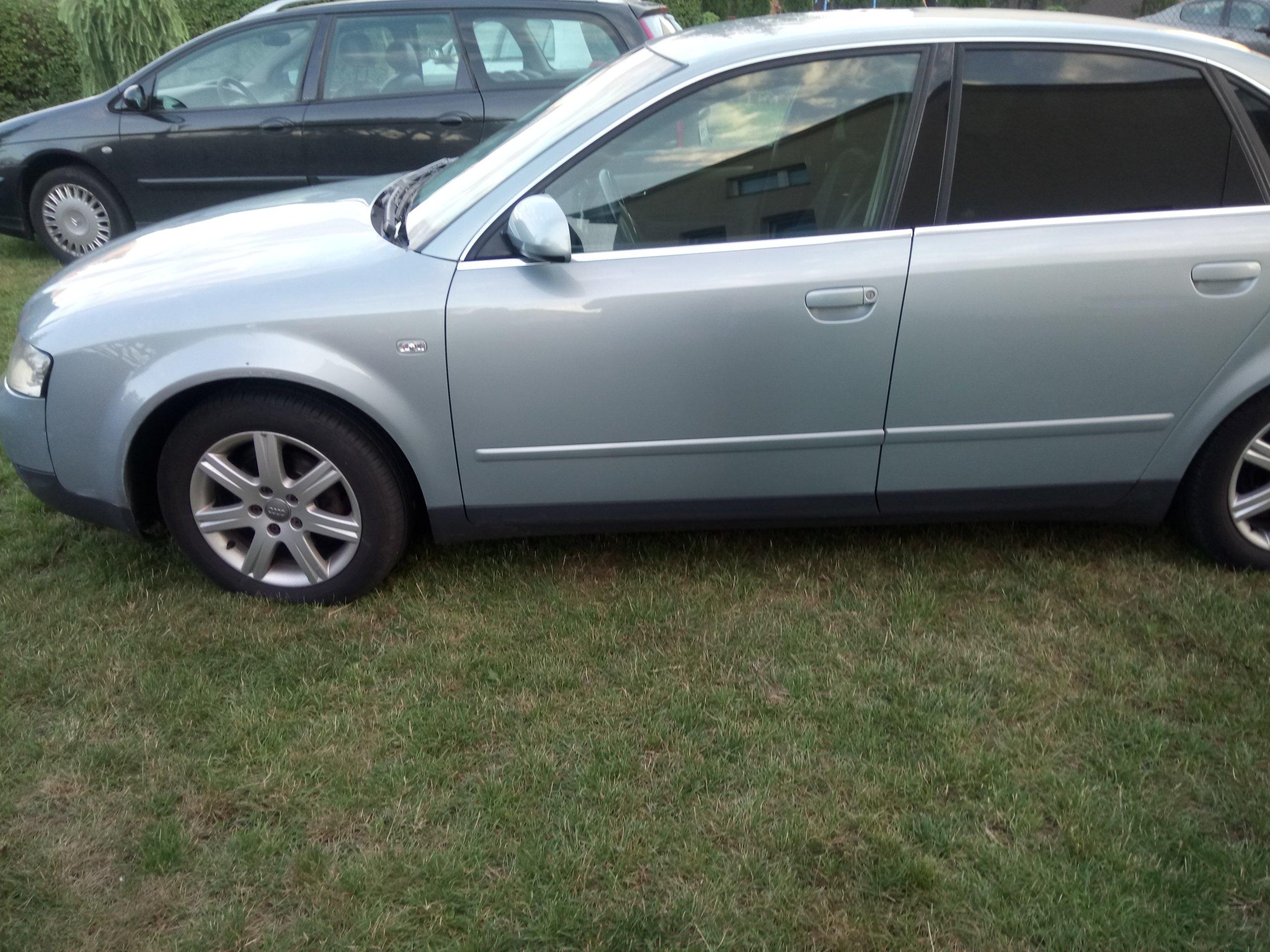 Audi A4 B6 2003 R 19 Tdi Prywatnie Warto 7311949645