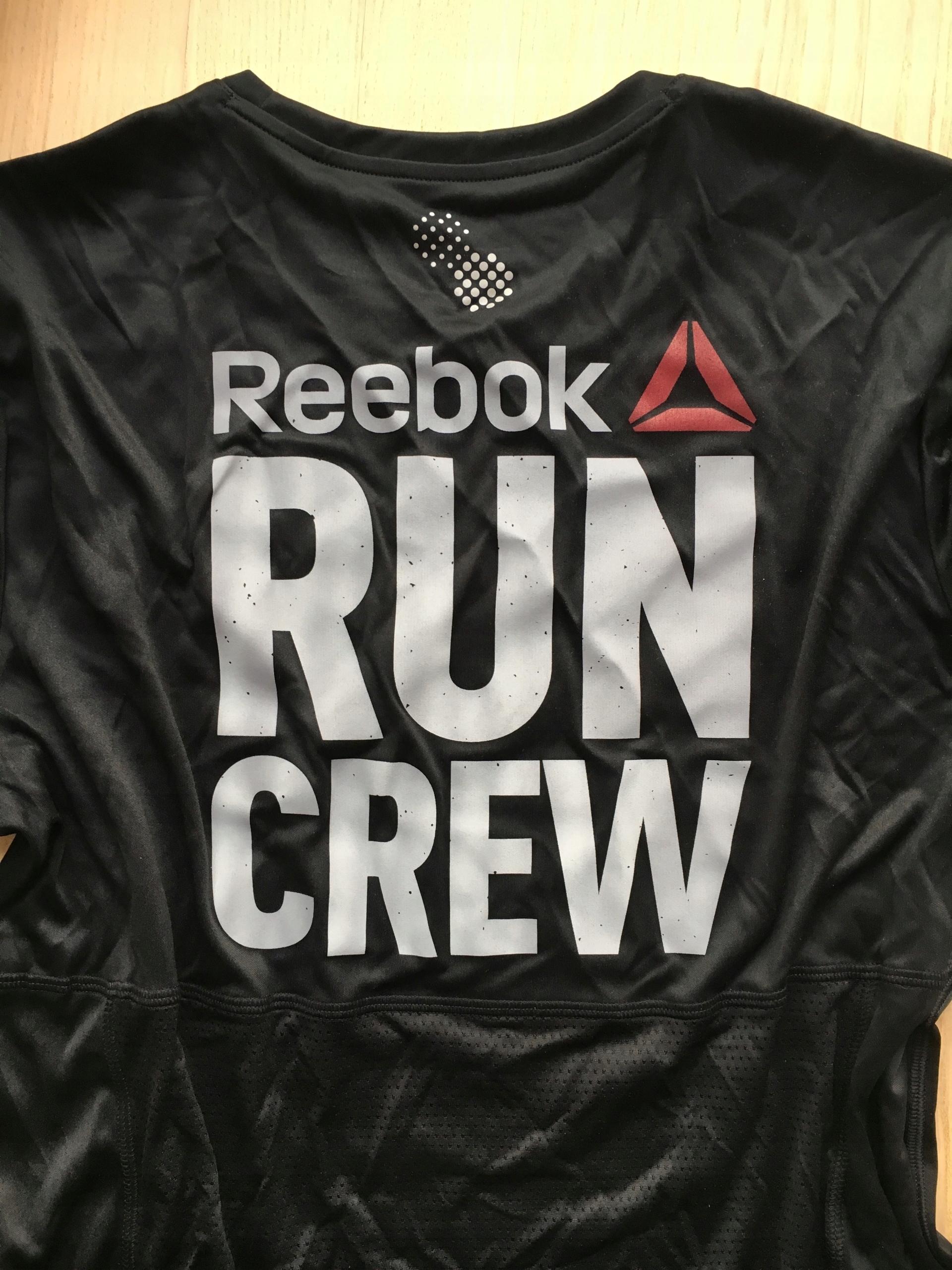 Nowy Jork nowy koncept oficjalny sklep Koszulka Reebok Run Crew M NOWA - 7537853841 - oficjalne ...