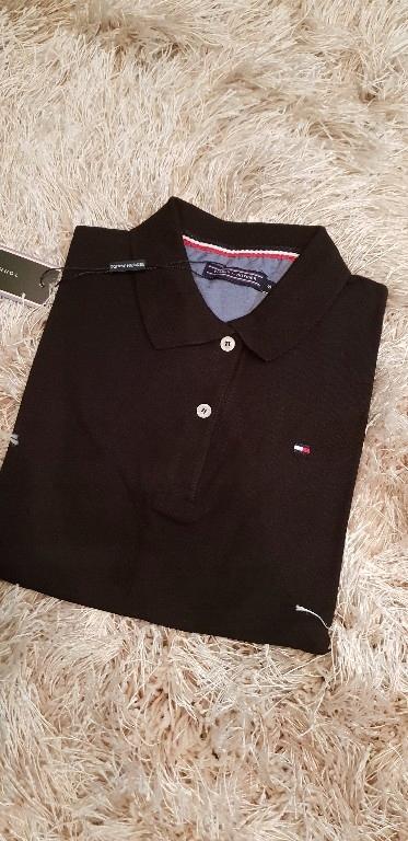 a3fbb033c8bb6 Koszulka polo damska Tommy Hilfiger xs - 7649087717 - oficjalne ...