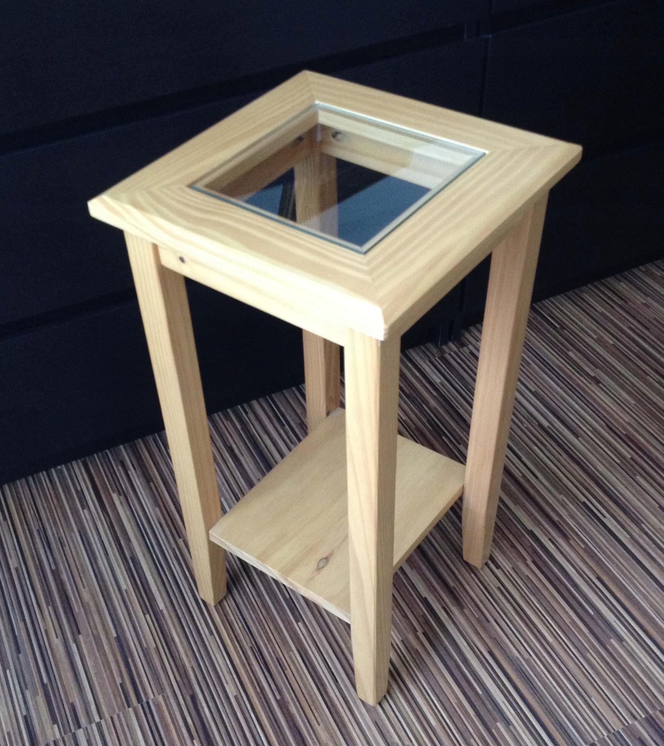 Uroczy Mały Stolik Drewniany 7660710895 Oficjalne Archiwum Allegro