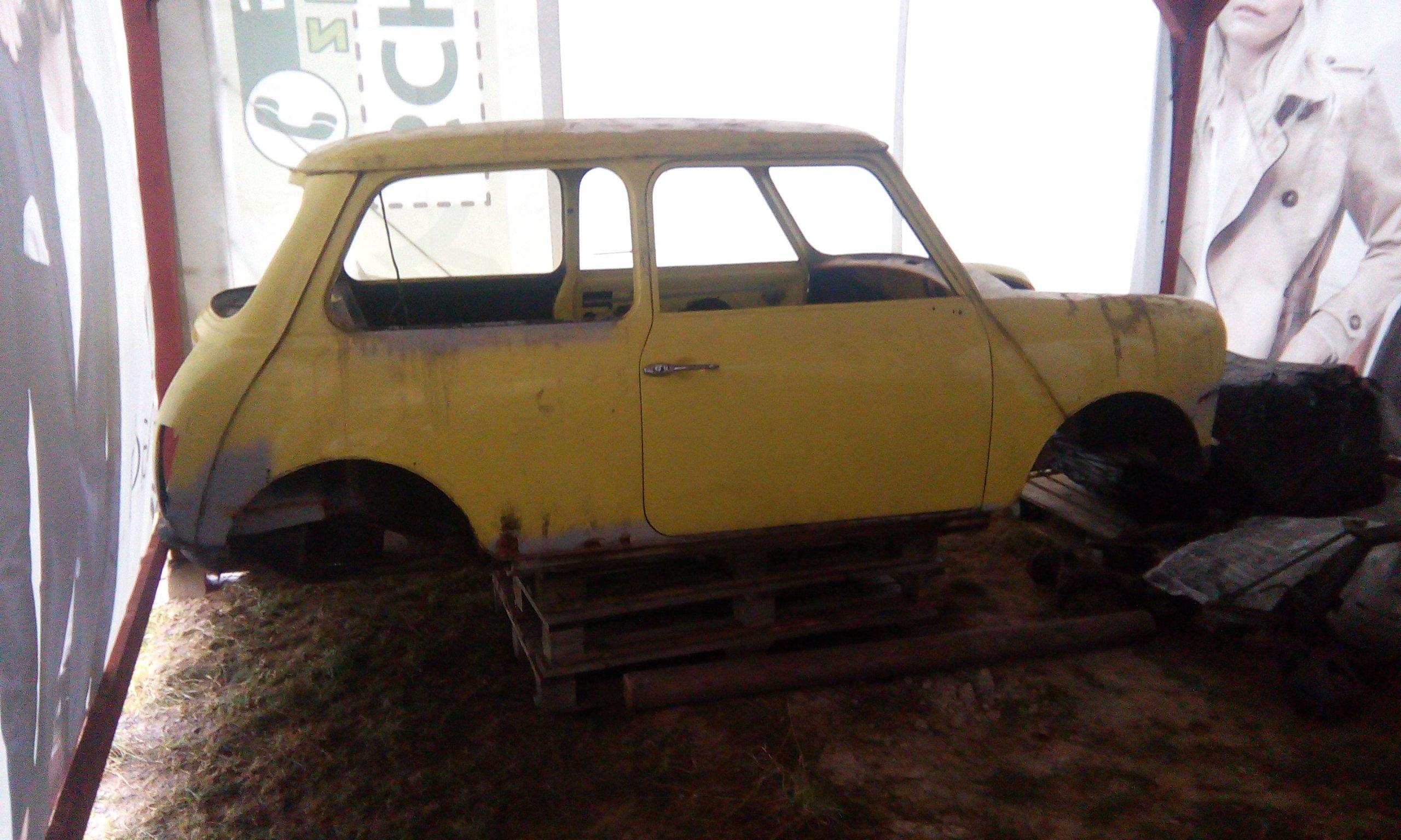 Austin Morris Rover Mini Mk3 Karoseria 6725894886