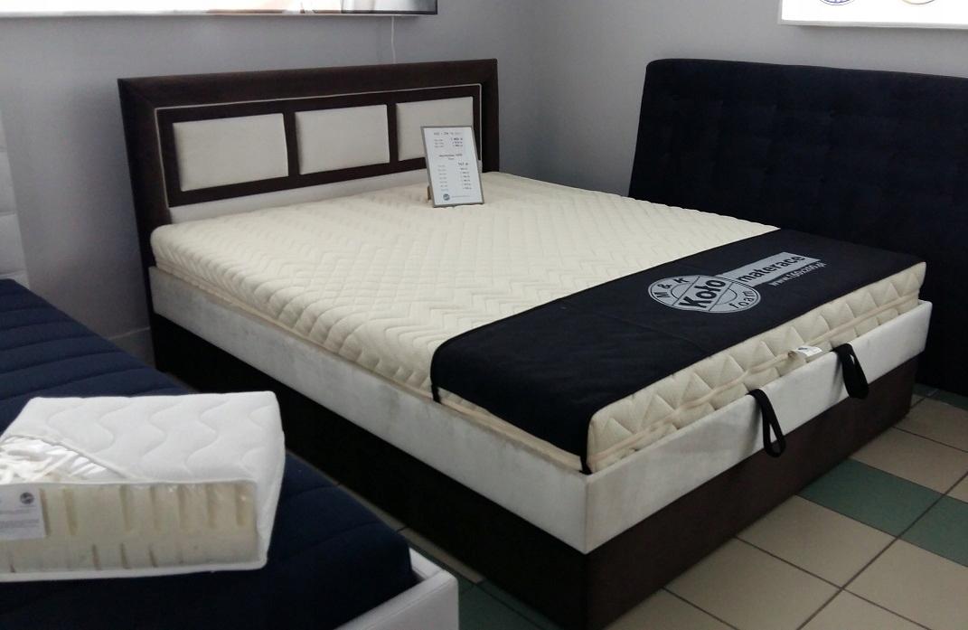 łóżko Z Pojemnikiem 160x200 Wyprzedaż Do 40 7354346352