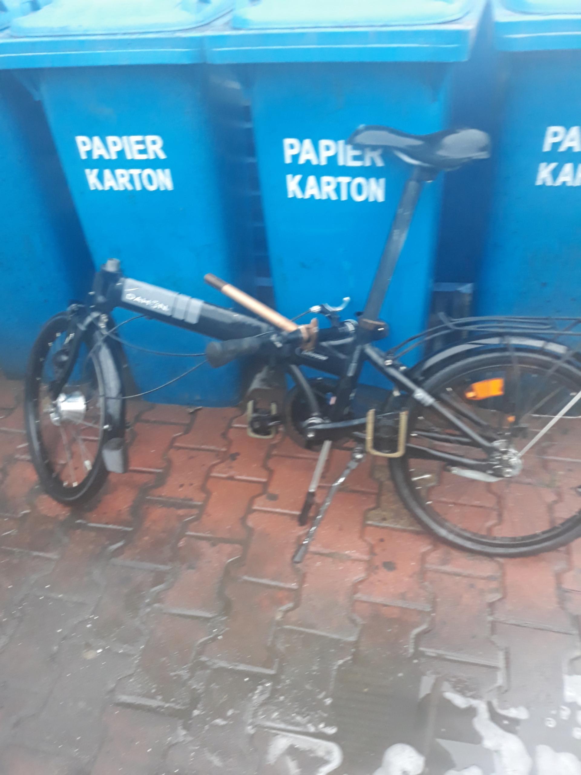 Rower składak DAHON