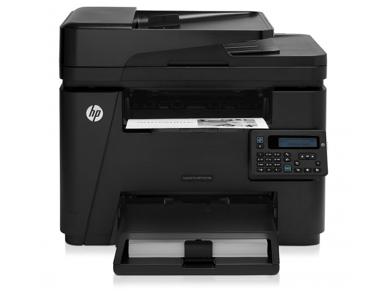 4w1 HP LaserJet Pro 200 M225dn DUPLEKS LAN FAX
