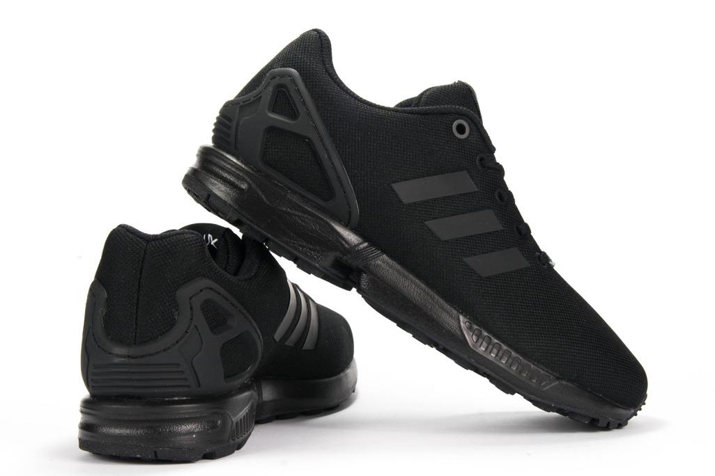 Buty Damskie Adidas ZX FLUX J S82695 Czarne r. 37
