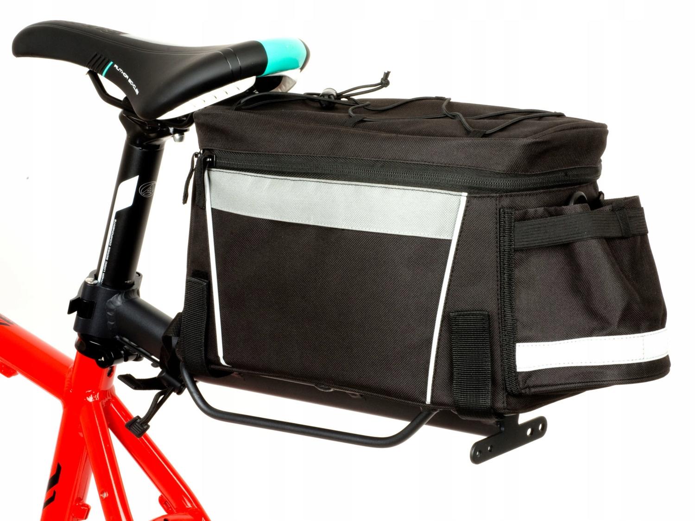 774082c0f9235 PREZENT Torba na bagażnik AUTHOR rowerowe bagażnik - 7062994774 ...