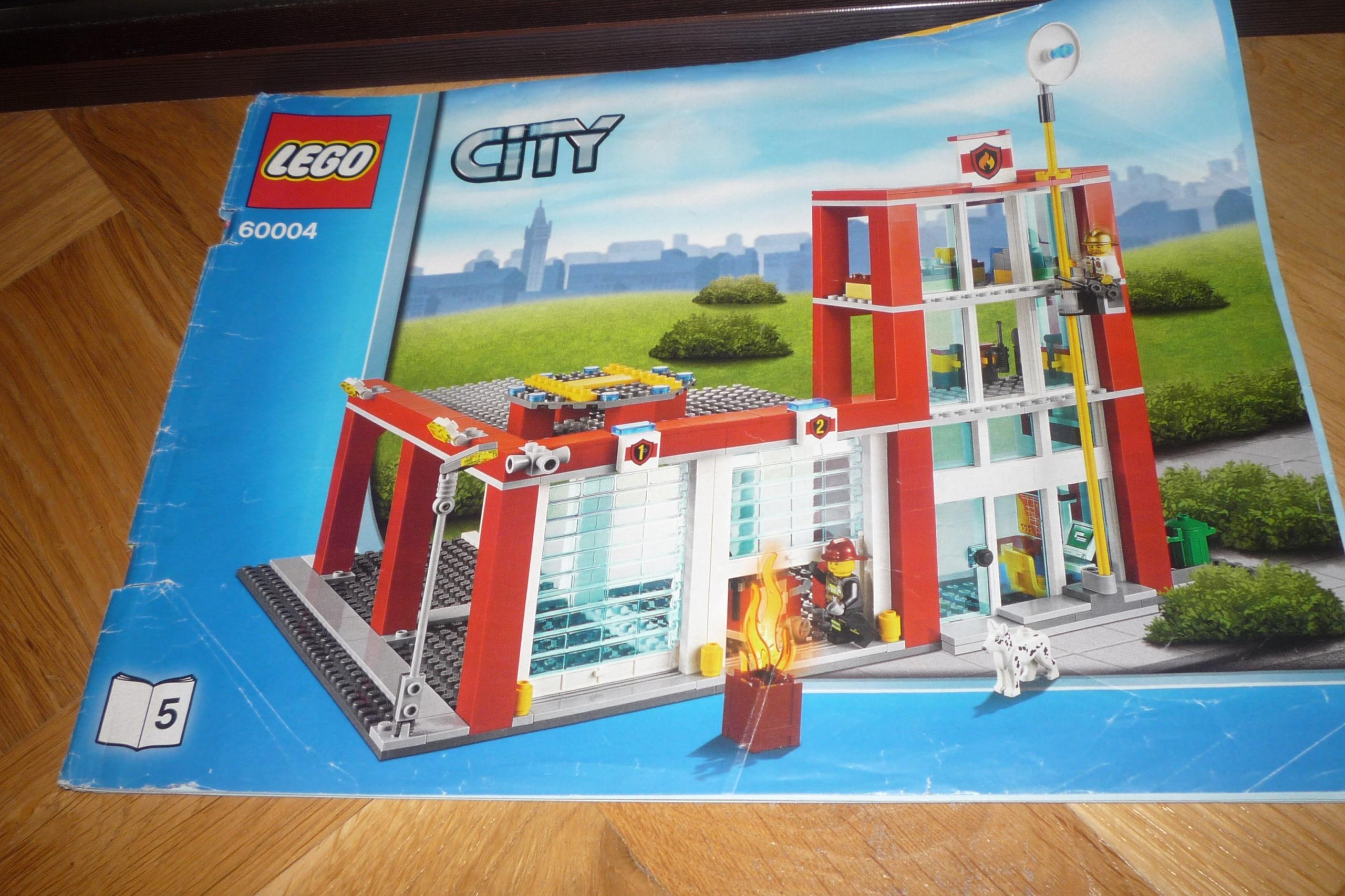 Klocki Lego City 60004 7688964760 Oficjalne Archiwum Allegro