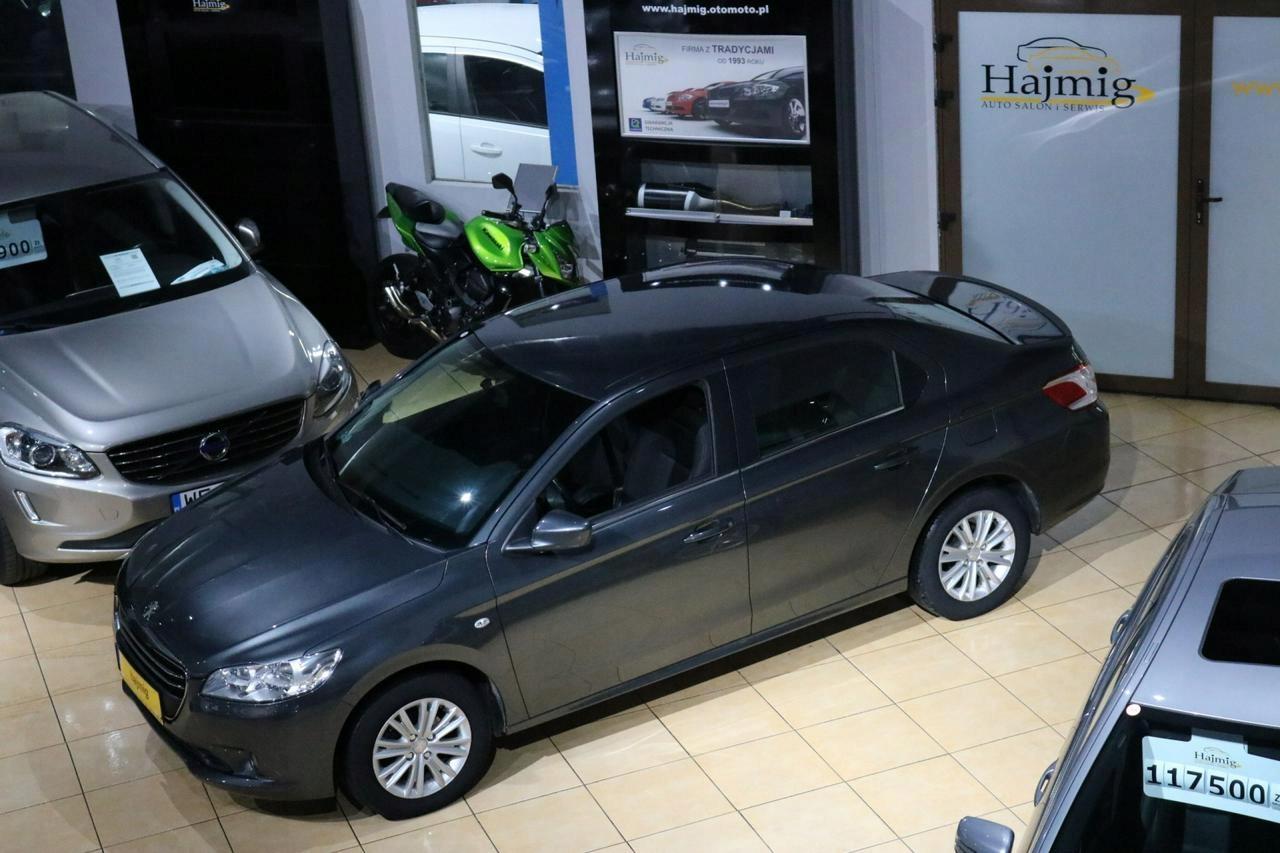Peugeot 301 HDi Allure +, Gwarancja x 5, salon PL,