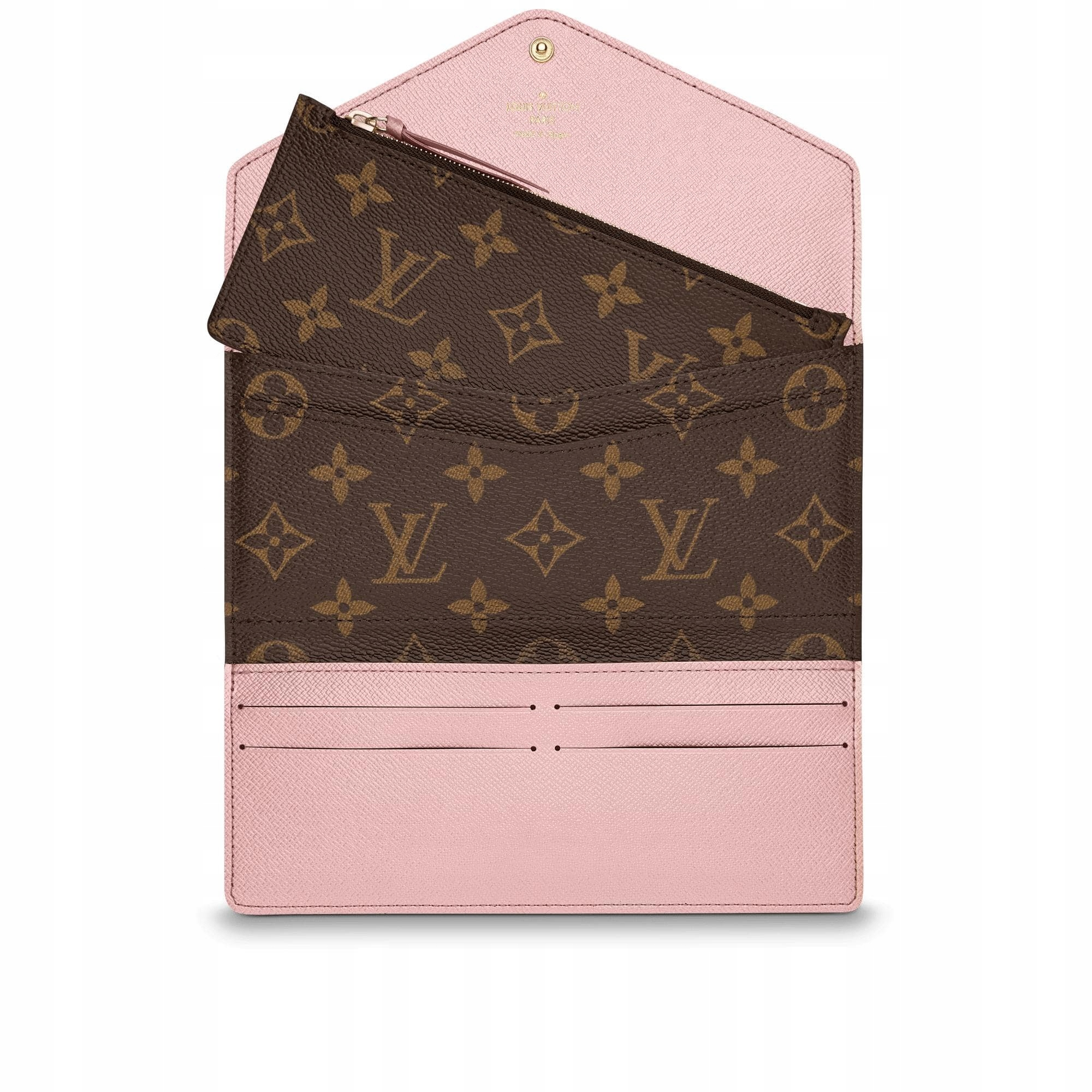 b7f83b2045738 Portfel Josephine Louis Vuitton oryginalny - 7633981141 - oficjalne ...