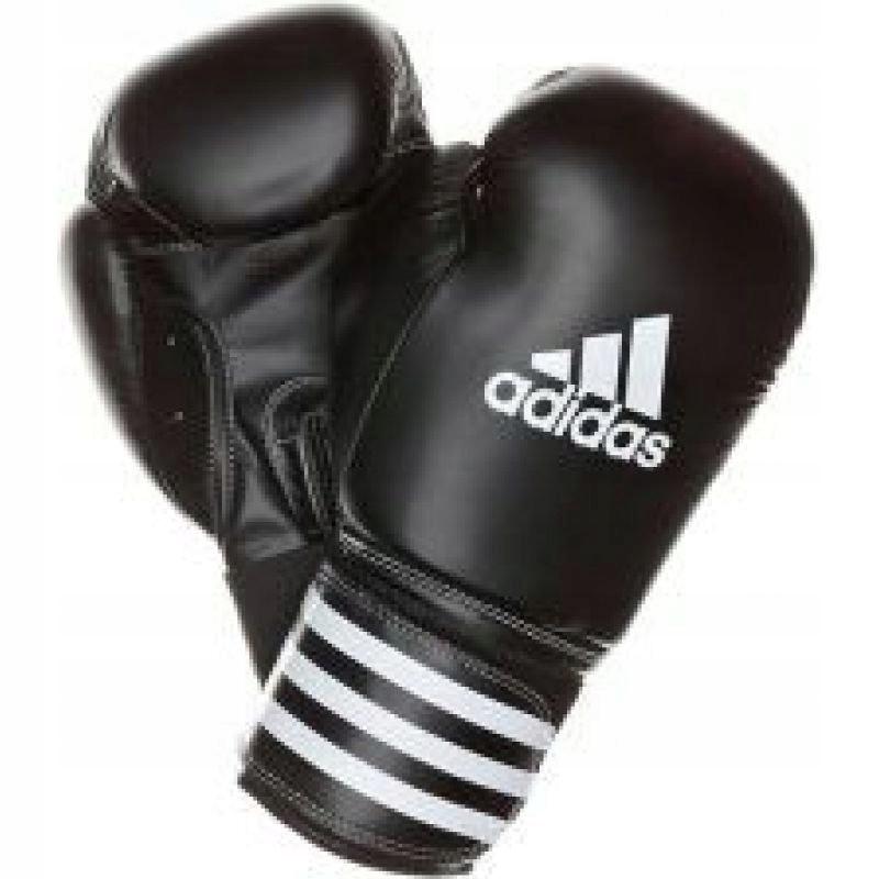 Rękawice bokserskie adidas Response czarne 7603159514
