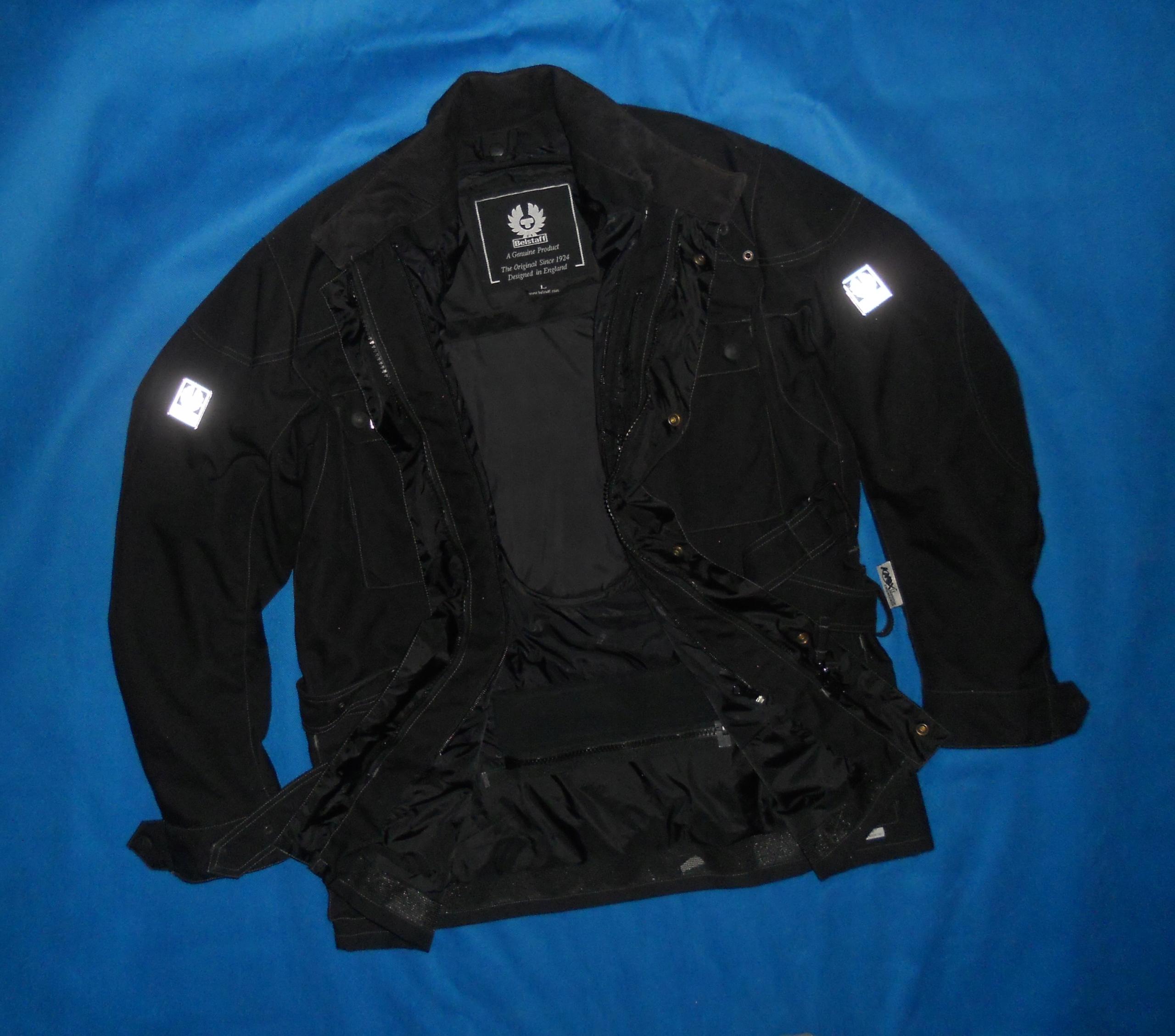 BELSTAFF Stormshield PROTECTION Kurtka Motor MEN L