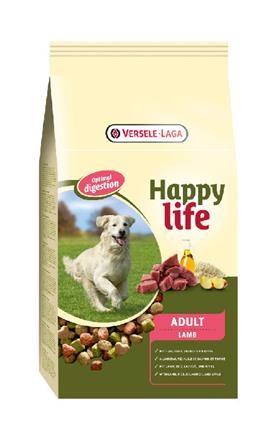 Happy Life - Adult Lamb 15 kg