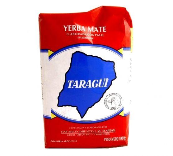 Yerba Mate Taragui Elaborada 50g Argentyńska Moc!