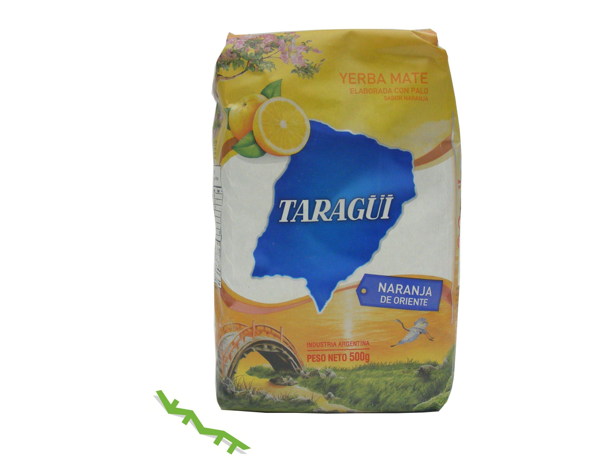 Yerba Mate Taragui Naranja d' Oriente  500g