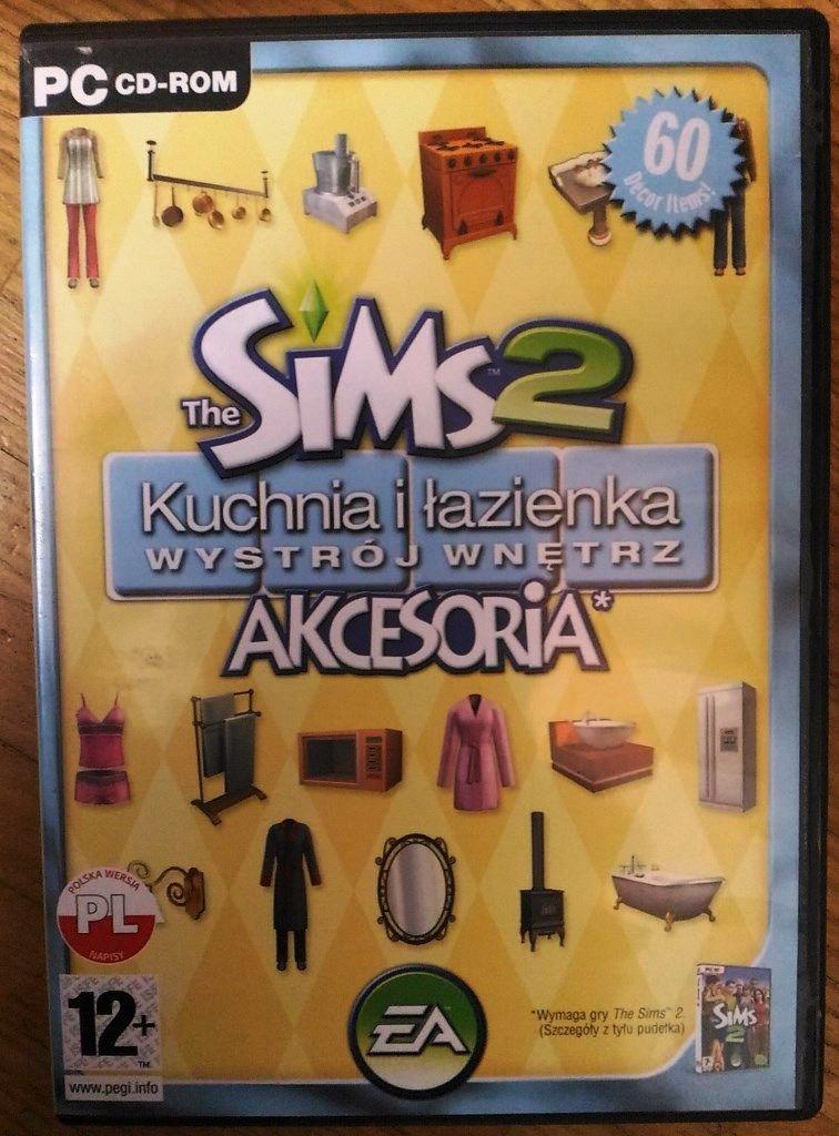 The Sims 2 Kuchnia I łazienka Wystrój Wnętrz Pc Pl