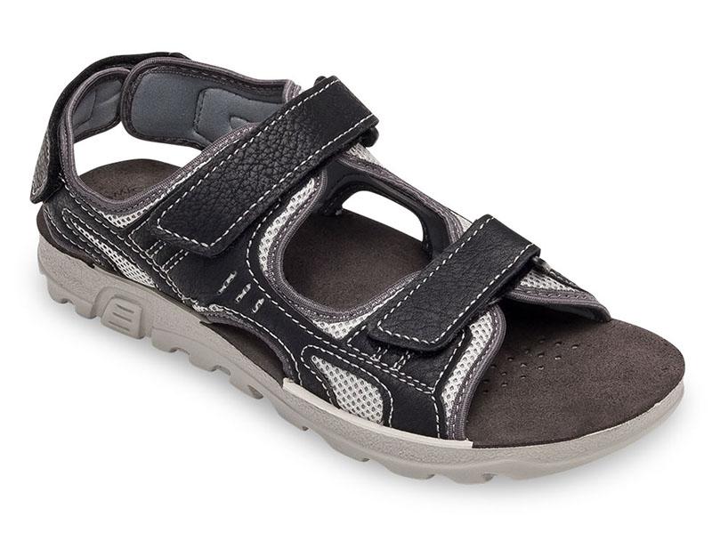 Sandały męskie Inblu TL-13 Czarne 46