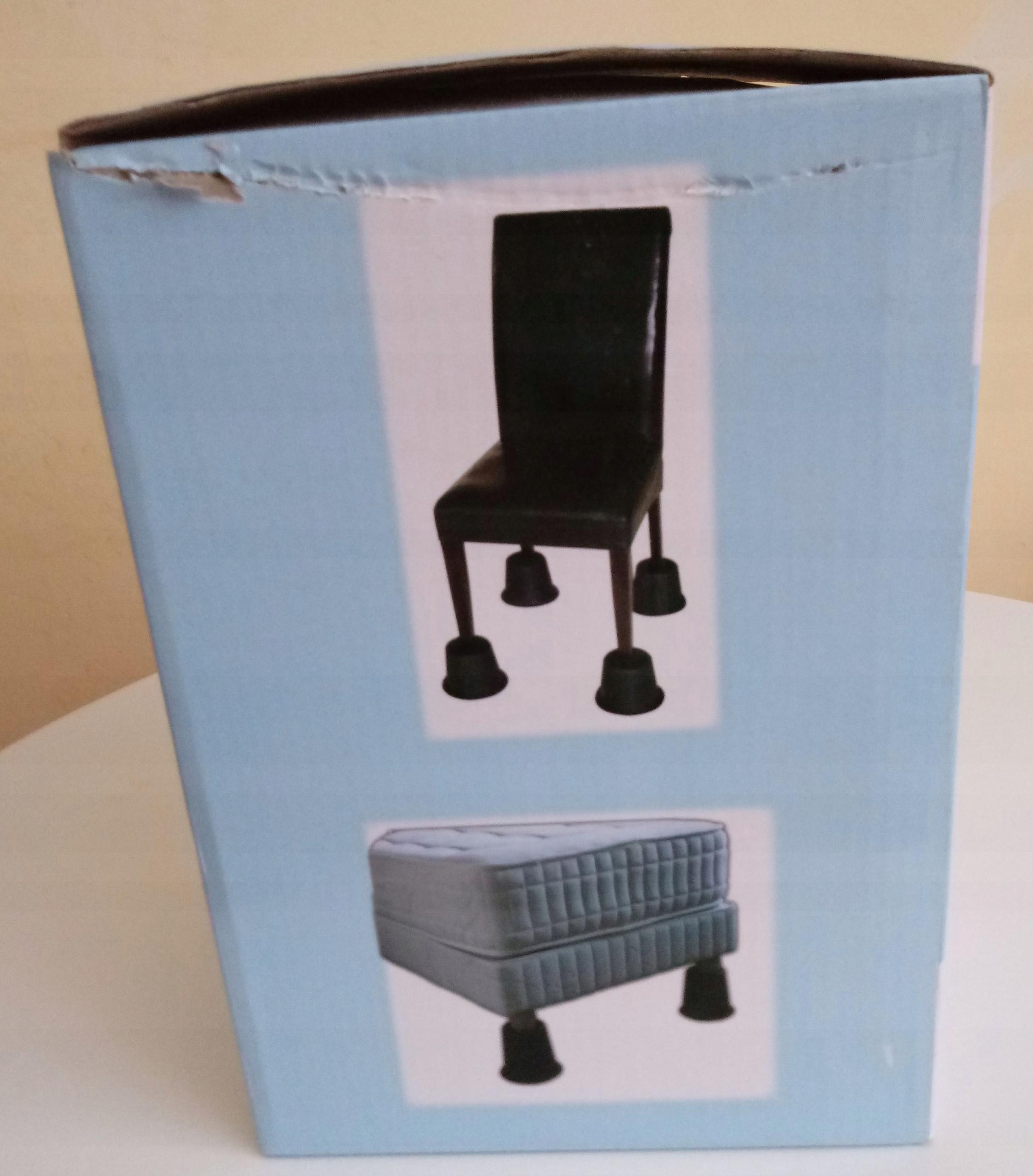 Podstawki Podwyższające łóżko Krzesło Fotel