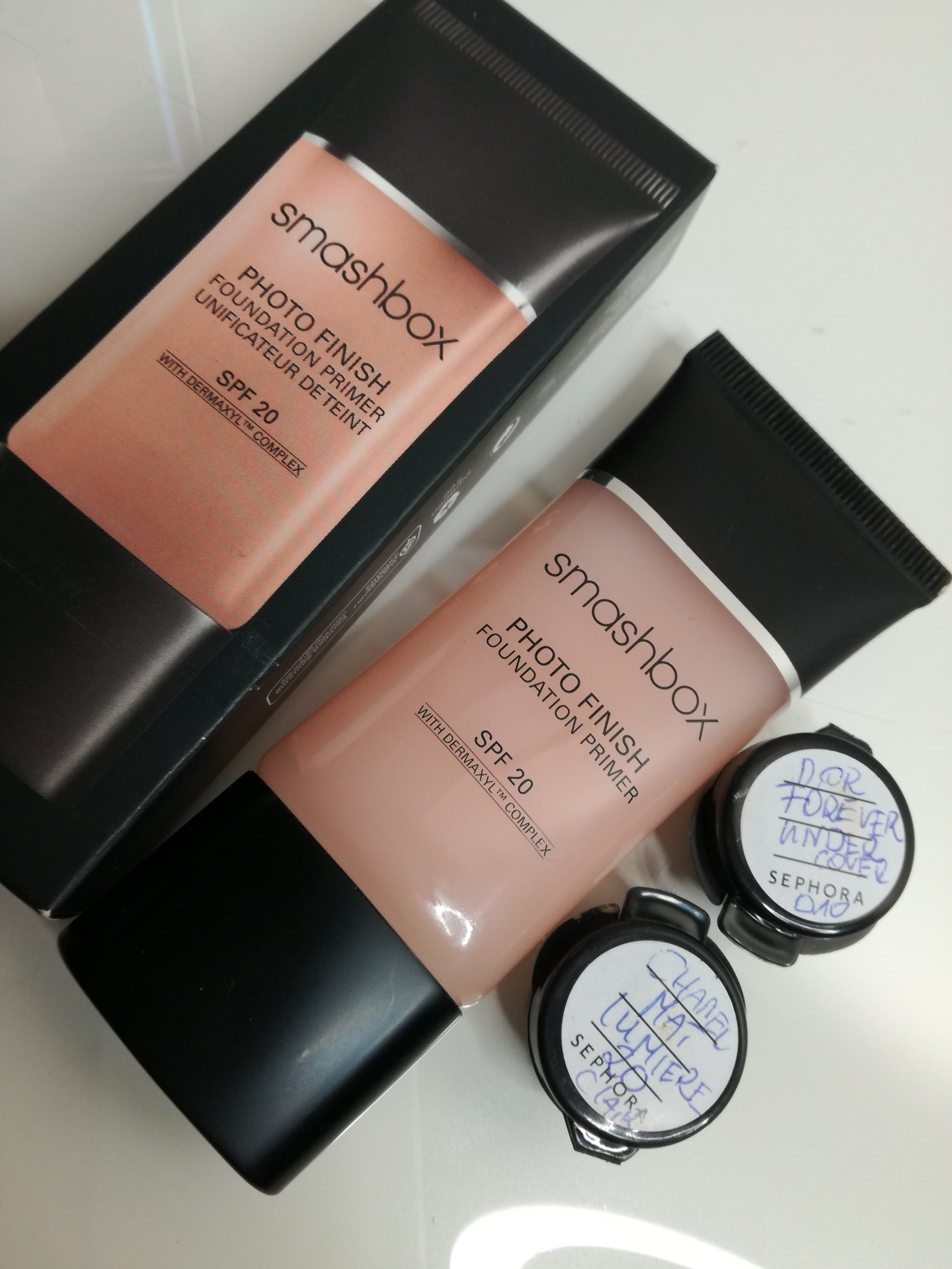 Baza Smashbox Photo Finish Spf 20 Dermaxyl Complex 7246240621
