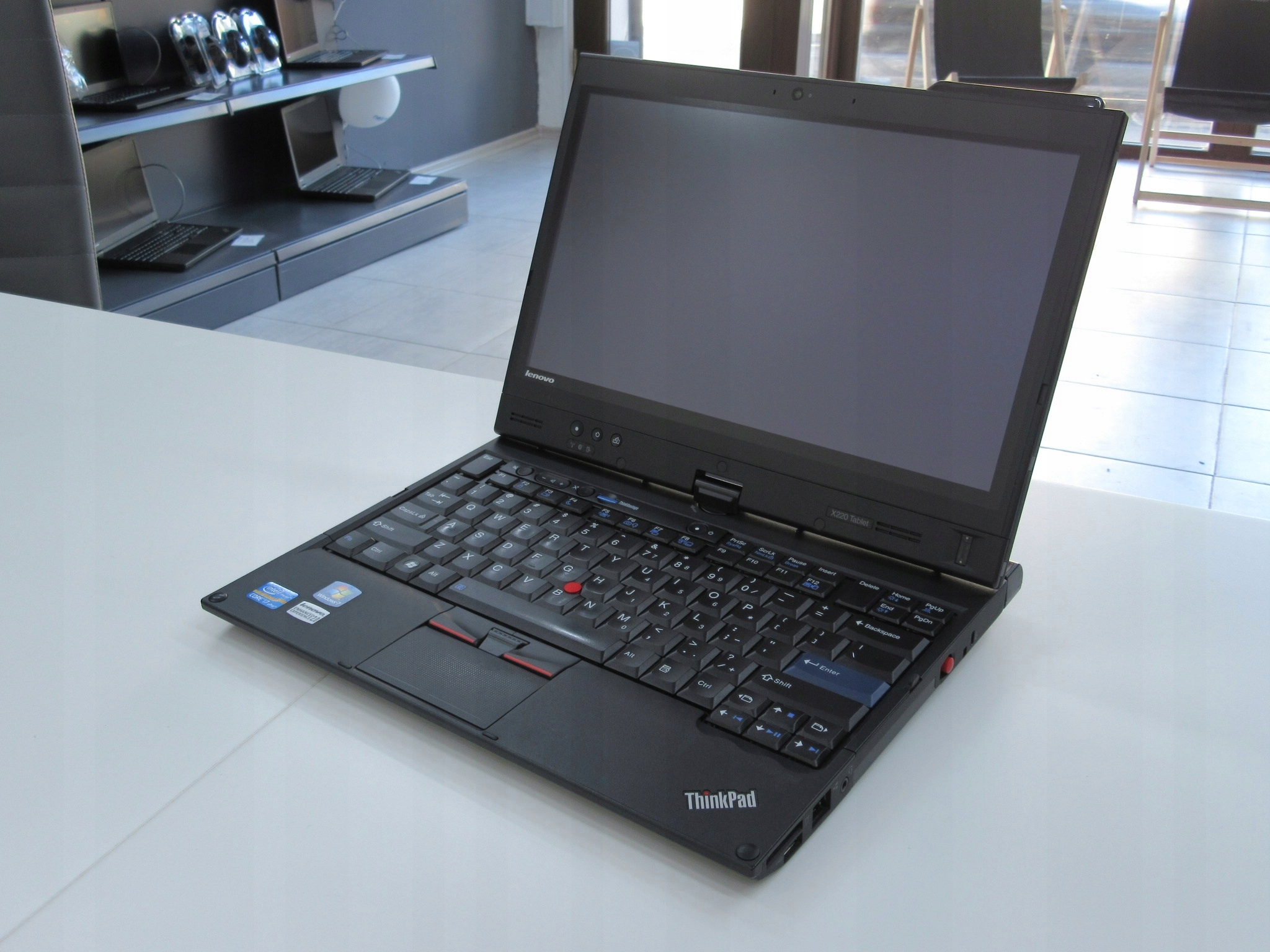Lenovo X220 Tablet i7-2640M 128SSD 8GB IPS KlasaA