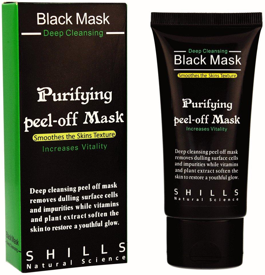Shills Peel Off Black Czarna Maska 50ml Oryginalna 6824018287 Mask