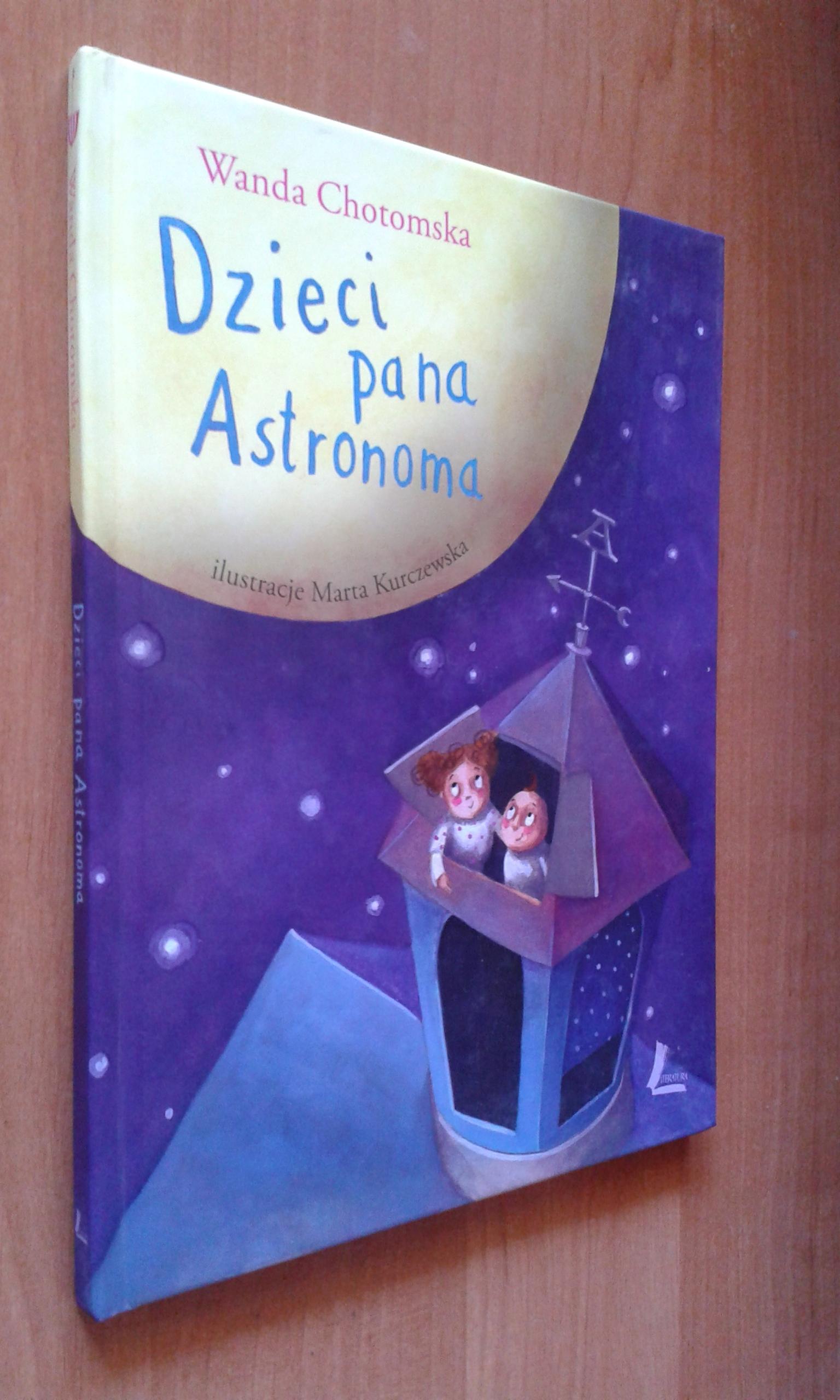 Dzieci Pana Astronoma Wanda Chotomska